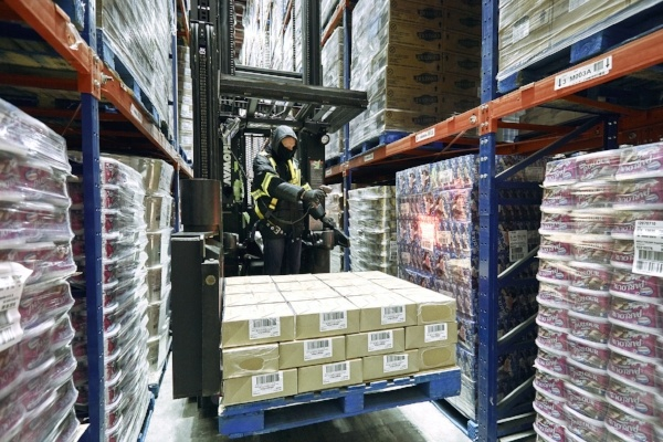 VersaCold Safety Tips: Top 3 Causes of Forklift Accidents?